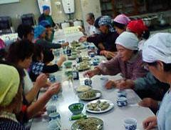 食育と世代間交流推進の会